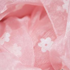Scarf Pink summer