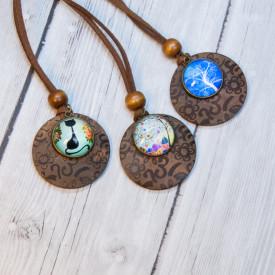 Glass pendants 6 eur Part 1