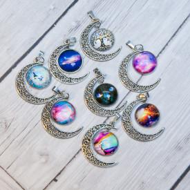 Glass pendants 6 eur Part 2