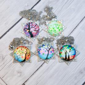 Glass pendants 6 eur Part 3