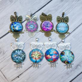 Glass pendants 6 eur Part 5