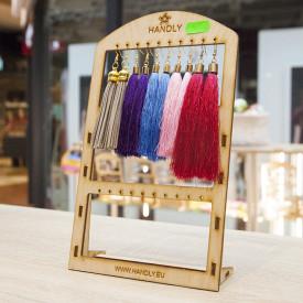 Tassel earrings 3 Eur Display 2