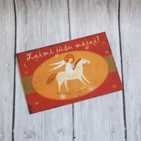Postcard Laimi