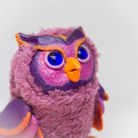 Toy Owl dreamer