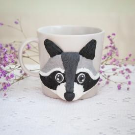 Mug Racoon