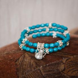 Zodiac bracelet Aquarius 2