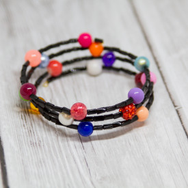 Bracelet Colorful world