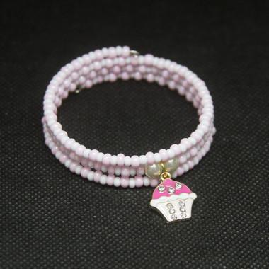 Bracelet Cupcake