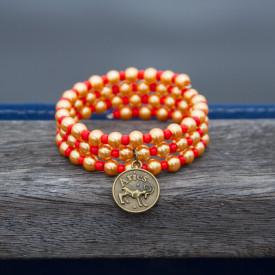 Bracelet Golden Aries