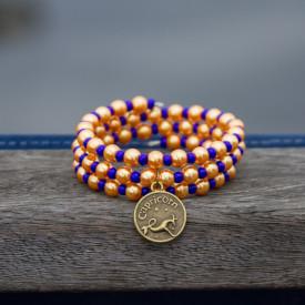 Bracelet Golden Capricorn
