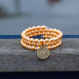 Bracelet Golden Leo