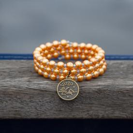 Bracelet Golden Virgo