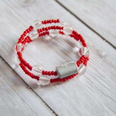 Bracelet Anturium