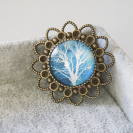 Brooch January