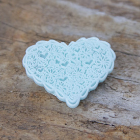 Brooch Tiny love