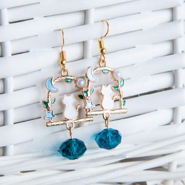 Earrings Ain