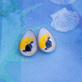 Earrings Aube