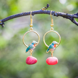 Earrings Berta