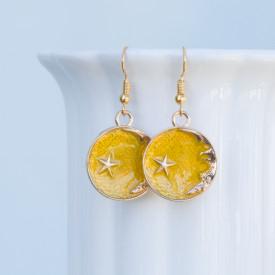 Earrings Canary