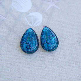 Earrings Dhaulagiri