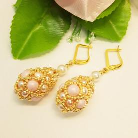 Earrings Faberge