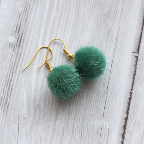 Earrings Furry
