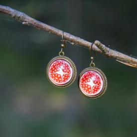 Earrings Georgia
