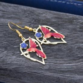 Earrings Himmelbird