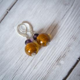 Earrings Licorice