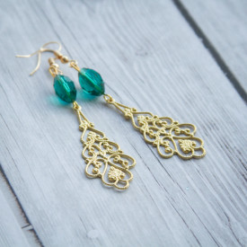 Earrings Aleonor