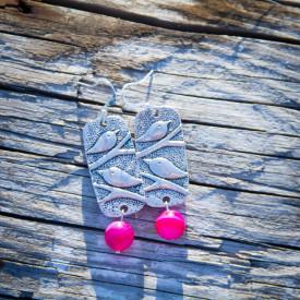 Earrings Birdsong