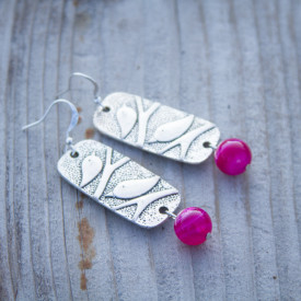 Earrings Birdsong