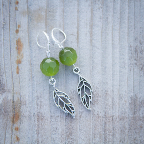 Earrings Thyme