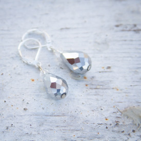 Earrings Quicksilver