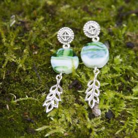 Earrings Forest