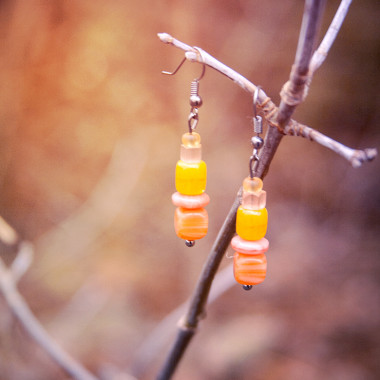 Earrings Talisman