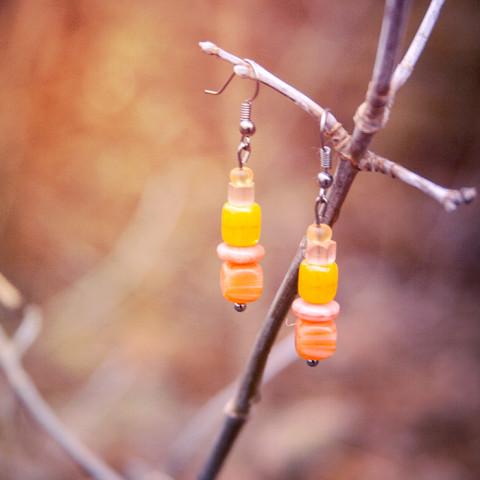 Earrings Talisman