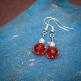 Earrings Amaryllis