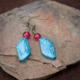 Earrings Mediterranean