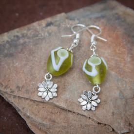 Earrings Floral