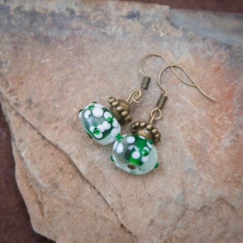 Earrings Alya