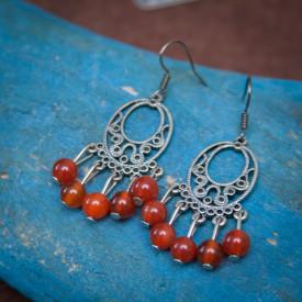 Earrings Cumin