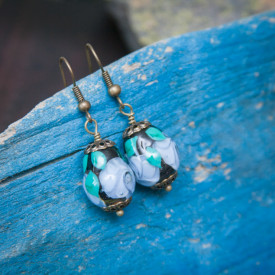 Earrings Awe