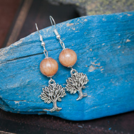 Earrings Elm