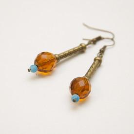 Earrings Duende