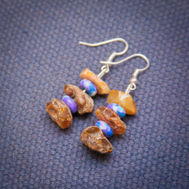 Earrings Amberly