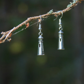 Earrings Lighthouse