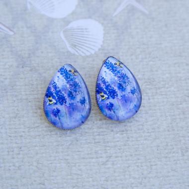 Earrings Loire