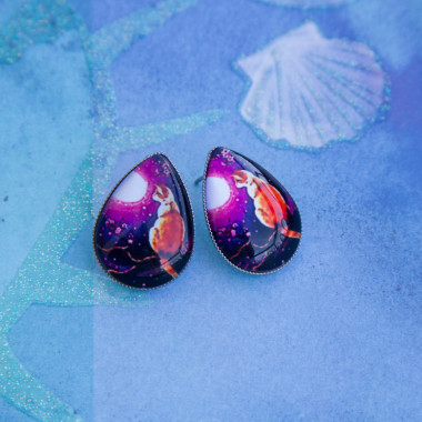 Earrings Mamore