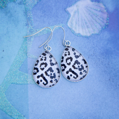 Earrings Mekong